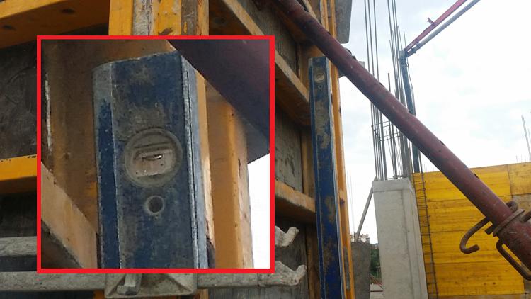 001-Matja-me-libele-per-precizitetin-e-vendosjes-se-kallupimit-para-betonimit